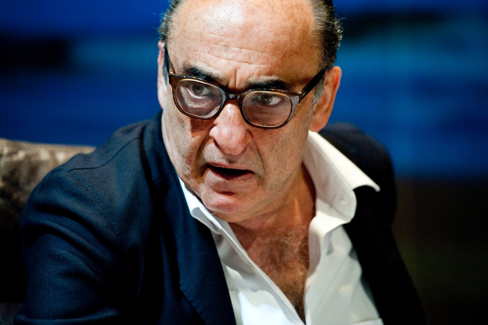 """IL CRAXI DI ALESSANDRO HABER. INTERVISTA ALL'ATTORE PROTAGONISTA DI """"UNA NOTTE IN TUNISIA"""""""