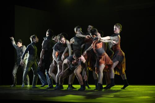 DANZAINFIERA: competizione per  giovani coreografi