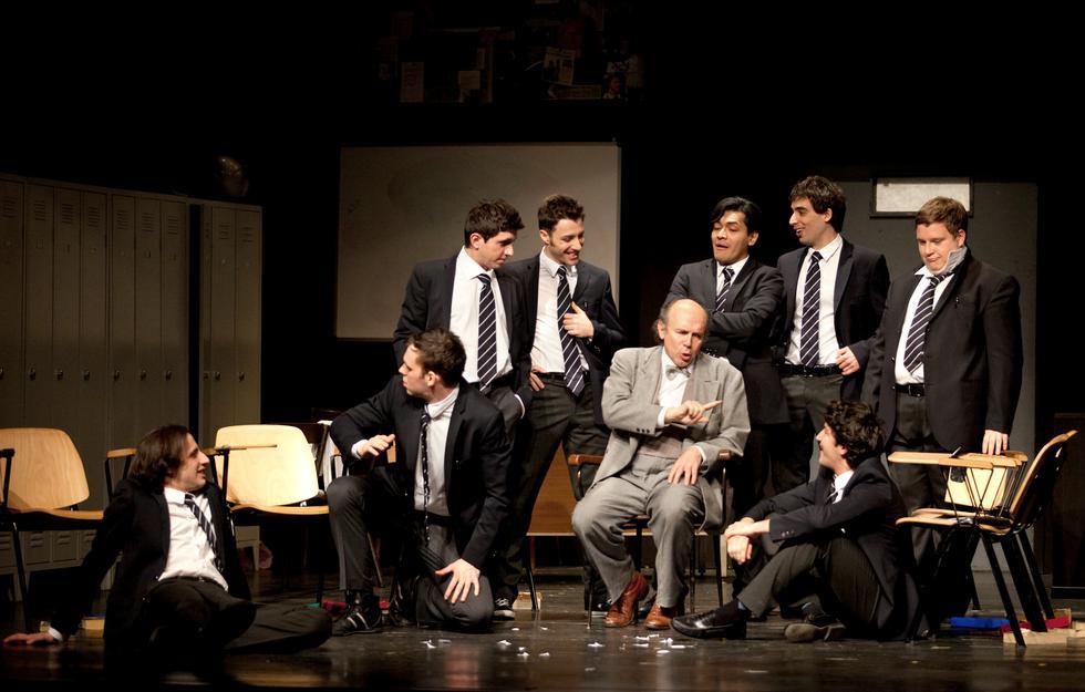 ELIO DE CAPITANI RACCONTA I SUOI HISTORY BOYS