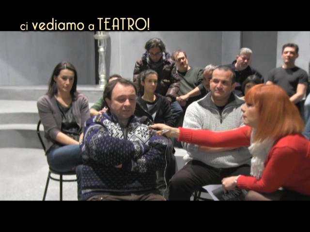 """i THEAMA TEATRO e NATALINO BALASSO in """"Signore e Signori"""" di PIETRO GERMI ospiti a CI VEDIAMO A TEATRO"""