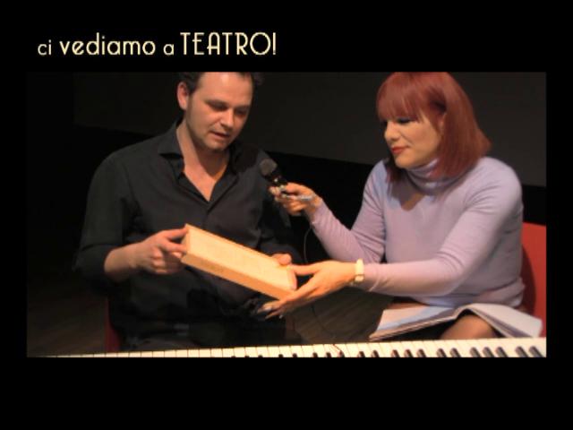 PITAGORA BOX lo spettacolo e il gioco educativo di ANDREA MAZZACAVALLO ospite di CI VEDIAMO A TEATRO!